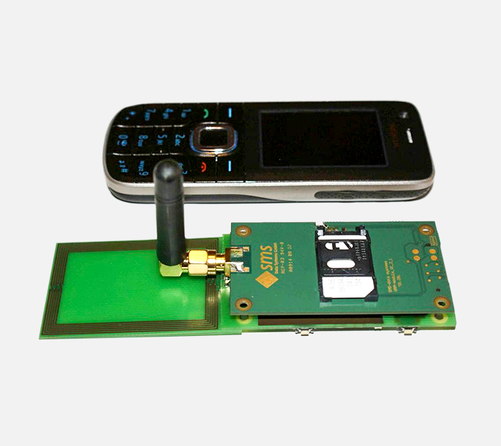 NFC Reader - SMS Data Systems